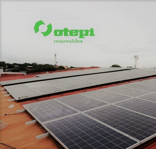 OTEPI Renewables commitioned Solar PV  projects for Todo a Dollar